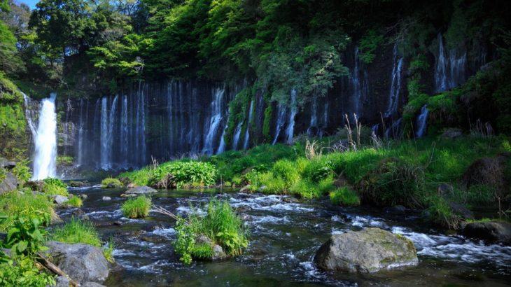 静岡県の滝