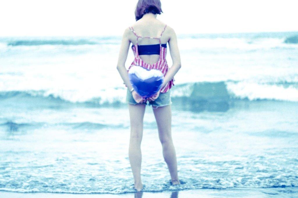 新潟県の海